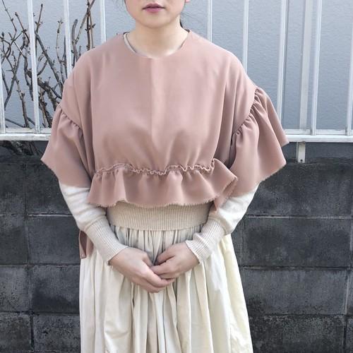 nusumigui  ピンクベージュトップス