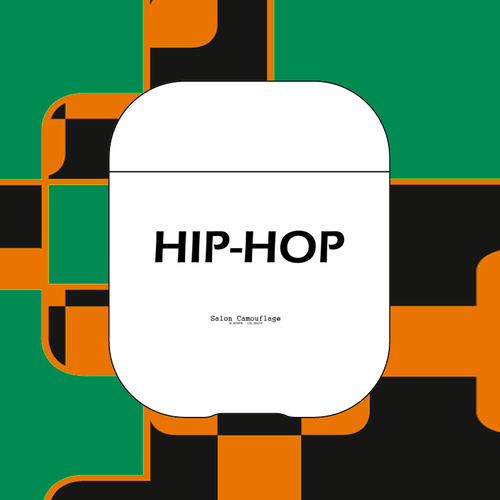 What is your taste? AirPodsケース 《Hiphop》