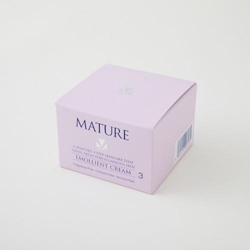 mature エイジング化粧品 エモリエントクリーム 50g(保湿クリーム)