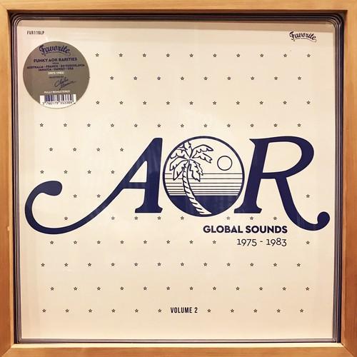 V.A. – AOR Global Sounds 1975-1983 Vol.2 (LP)