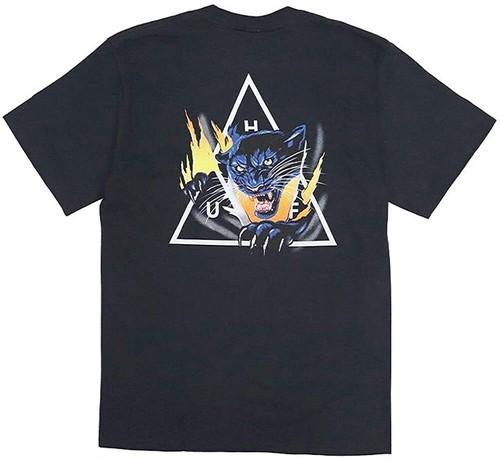 HUF ハフ JUNGLE CAT TT グラフィックプリント 半袖Tシャツ 2カラー 8467573 [並行輸入]