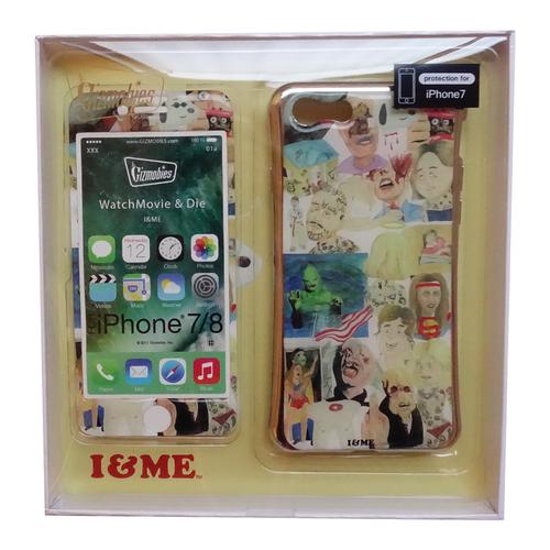 【I&ME】Movie&Die iPhoneCase NEO iPhone7/8共通