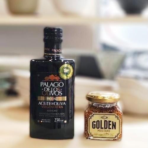 サマーギフトセット☆パラシオ250ml+ゴールデンマスタードブラック