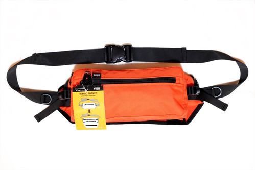 VAGA MAGIC POCKET EXPANDABLE WAIST BAG バガ ウエスト バッグ