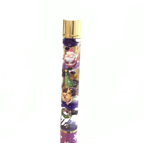 komachi_no☆ ハーバリウム雪の結晶ボールペン #041