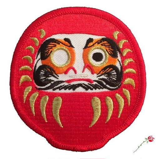 "InnerDecay""RED DARUMA PATCH"""
