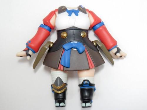 【SALE】【660】 無名 体パーツ 戦闘服 ねんどろいど