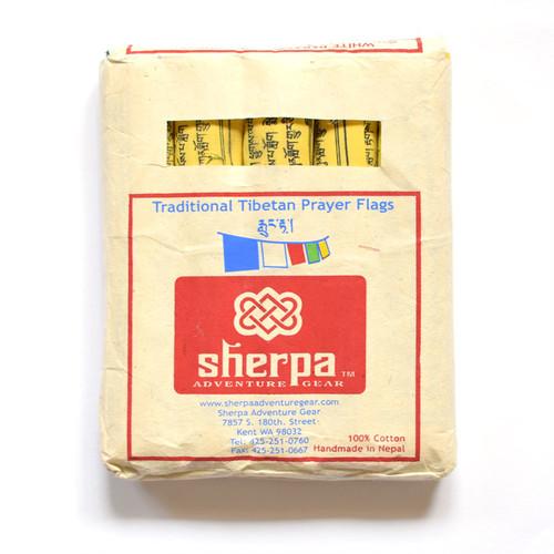 sherpa(シェルパ)タルチョ 祈祷旗(5本組)