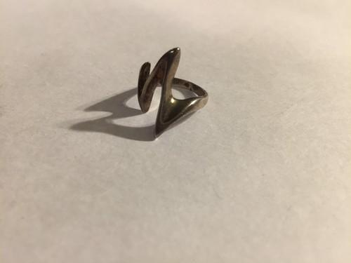 【7号】Vintage 925 silver ring ( ヴィンテージ  シルバー リング )