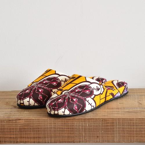 平和スリッパ Batik Mix Slippers D【取り置き専用】
