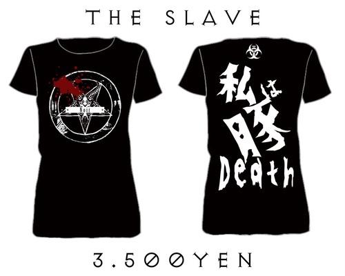 リリホリオフィシャルTシャツ「THE SLAVE」