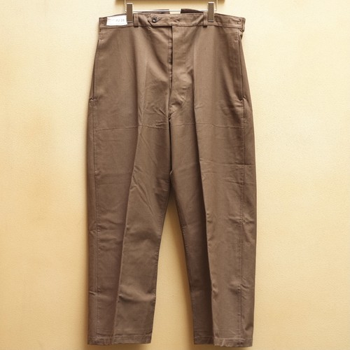 OLD DUCK COTTON WORK PANTS DEAD STOCK