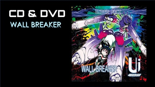 "3rd CD&DVD ""WALL BREAKER"" (在庫わずか)"