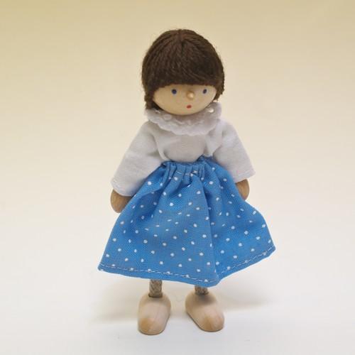 ヘアヴィック製人形 お母さん