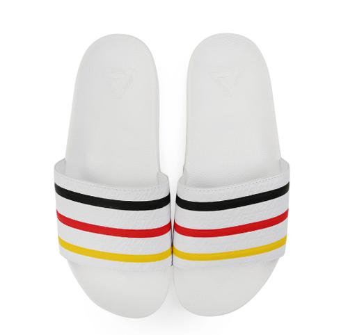 Palace x adidas Adilette Sandal White