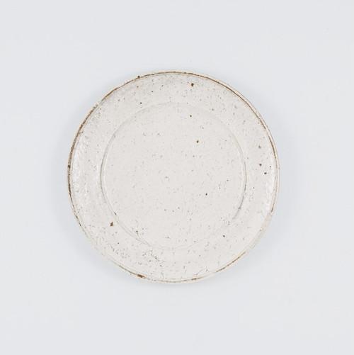 白樺ホワイト6.5寸プレート皿