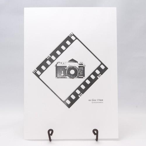 We love 35mm紙袋(F)