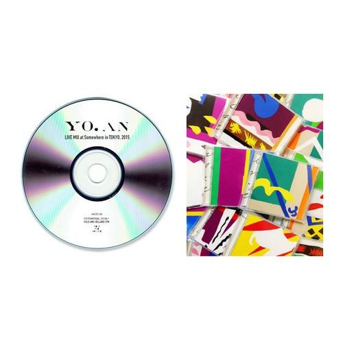 YO.AN -  LIVE MIX at Somewhere in TOKYO 2015 (MIX CD)