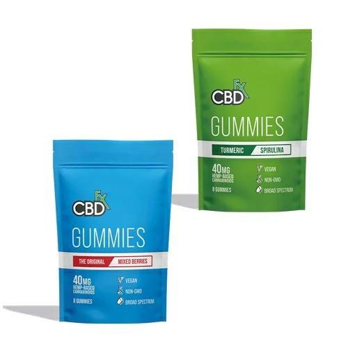 CBDfx CBD グミ / 200mg 60粒(1粒:CBD25mg配合)
