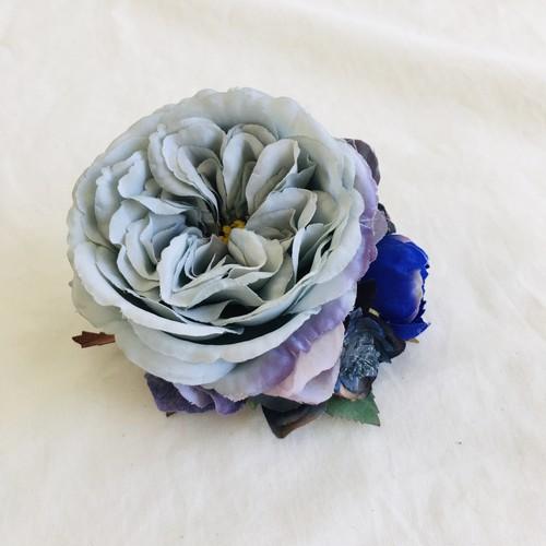 Flower Craft Petits Pois コサージュ大/ n