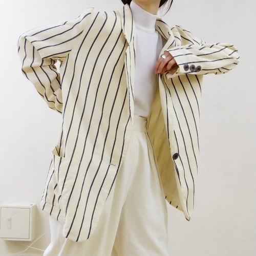 silk-blend jacket