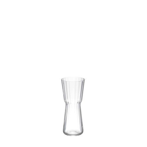 モールの凹凸とシャンパン泡を美しく見せてくれるシャンパングラス(木村硝子×料理研究家 渡辺有子)モールグラス