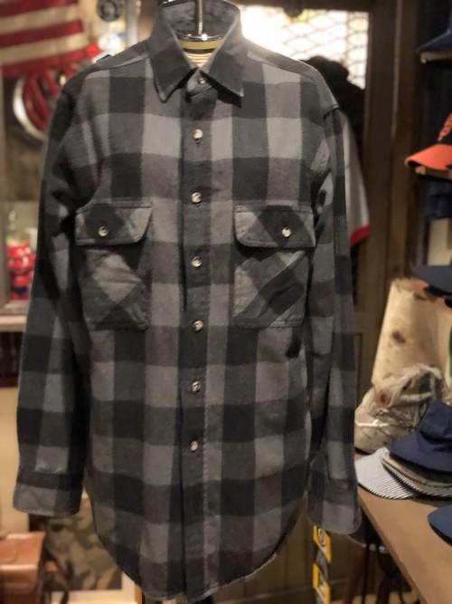 90s USA st john's bay ヘビーネルシャツ フランネルシャツ セントジョンズベイ