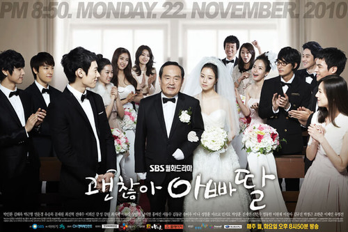 ☆韓国ドラマ☆《大丈夫、パパの娘だから》DVD版 全17話 送料無料!