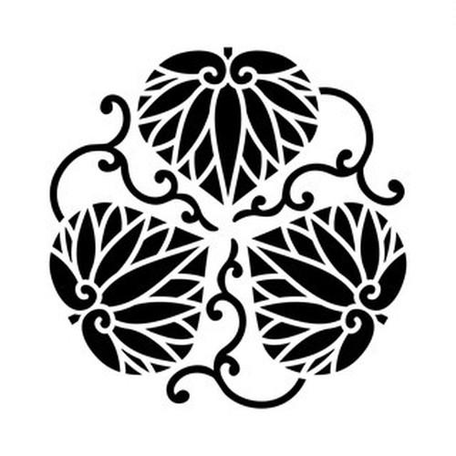 変わり三つ蔓葵 aiデータ