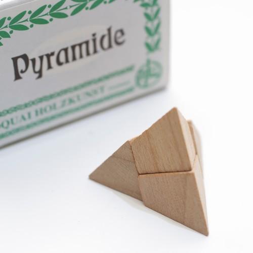 マッチ箱入り ピラミッドパズル