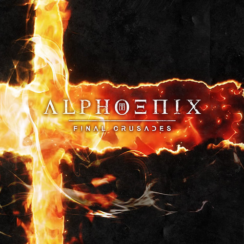 "Alphoenix ""Final Crusades"" CD"