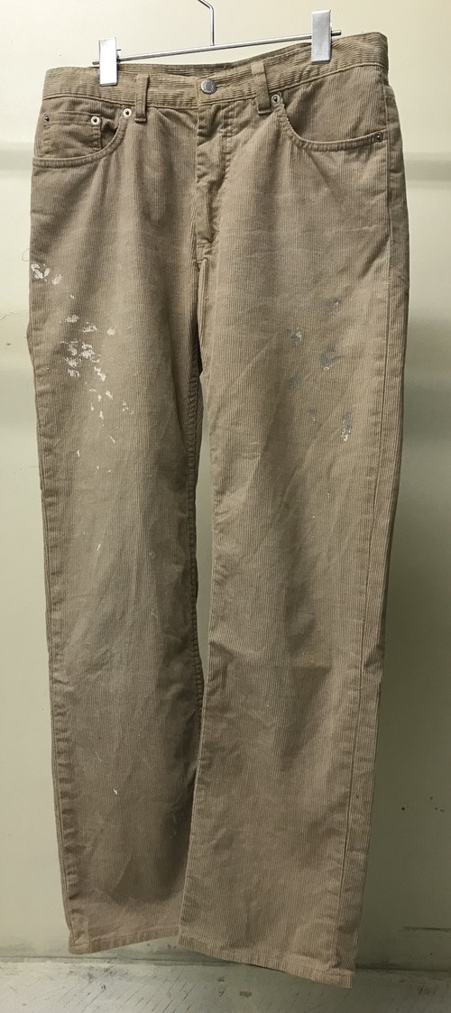 1990s HELMUT LANG CORDS PAINTER PANTS