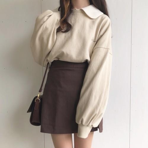 culotte mini skirt