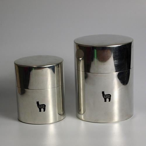 アルパ缶 Sサイズ