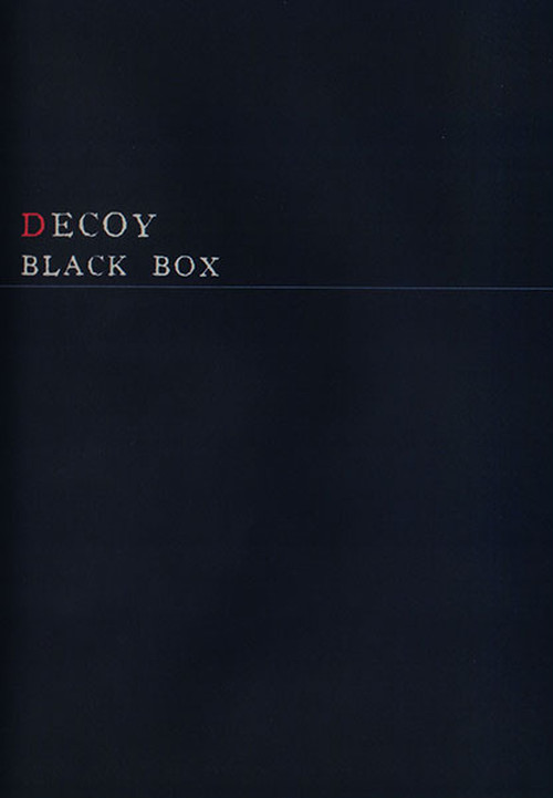 8cm CD「BLACK BOX」