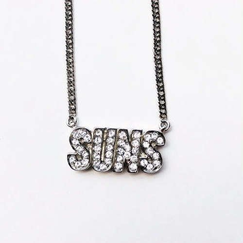 "ANDSUNS(アンドサンズ)""HIGH CLASS NECKLESS "" [Silver]"
