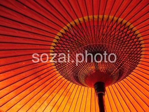 写真素材(和傘-1130593)