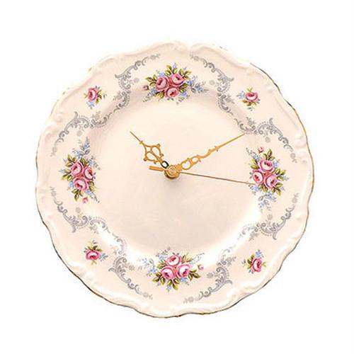 Vintage Plate Clock ヴィンテージプレート・時計