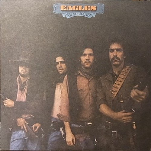 【LP】EAGLES/Desparado