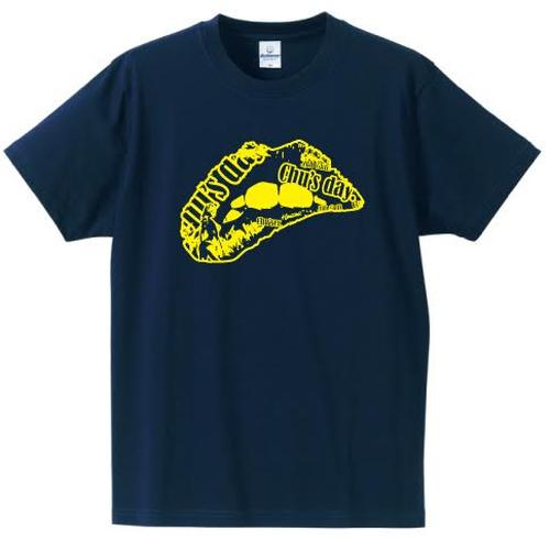 噛み様Tシャツ