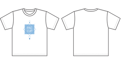 PAC-CUP Tシャツ