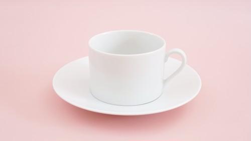NEW☆ストレートカップ&ソーサー2