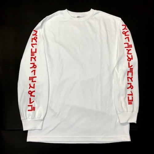 【OTHERS】スプレゴ×ANTHENTIC L/S TEE