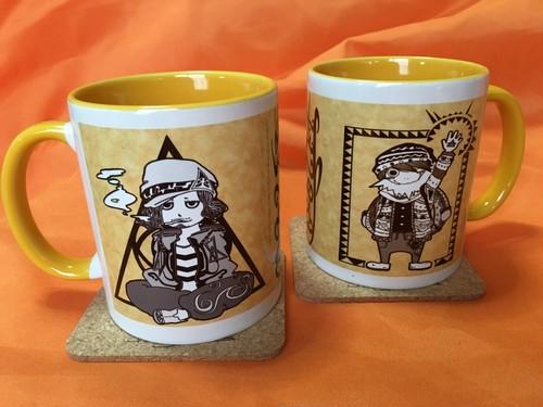 gnomeオリジナルマグカップ