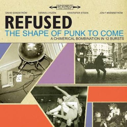 【USED】REFUSED / THE SHAPE OF PUNK TO COME