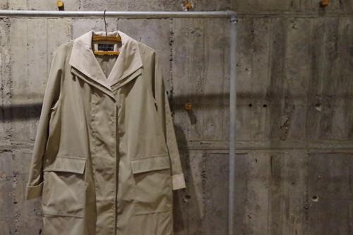 Design w collar coat(USED)