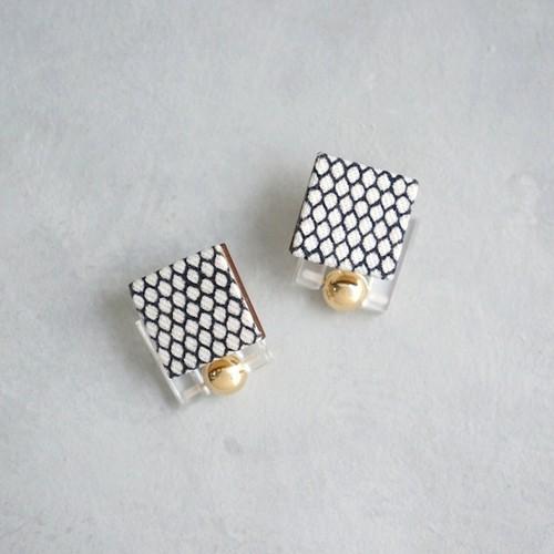 pierced earrings P-158/earrings E-158