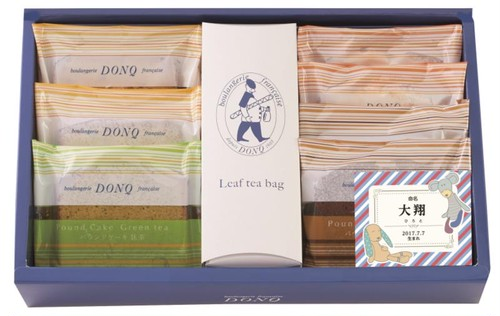 ドンク 焼き菓子&紅茶詰合せ DDK−C