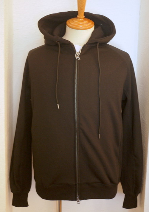 Light Weight RIB Parka BLACK