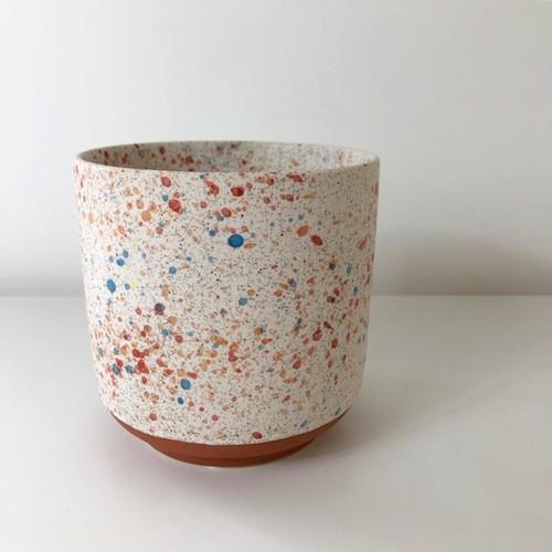 "ceramic pot ""Rauha""   鉢カバー"
